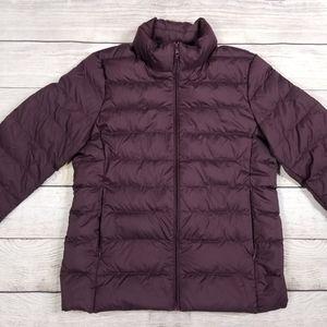 Uniqlo Jackets & Coats - UNIQLO WOMENS LIGHT WEIGHT DOWN JACKET